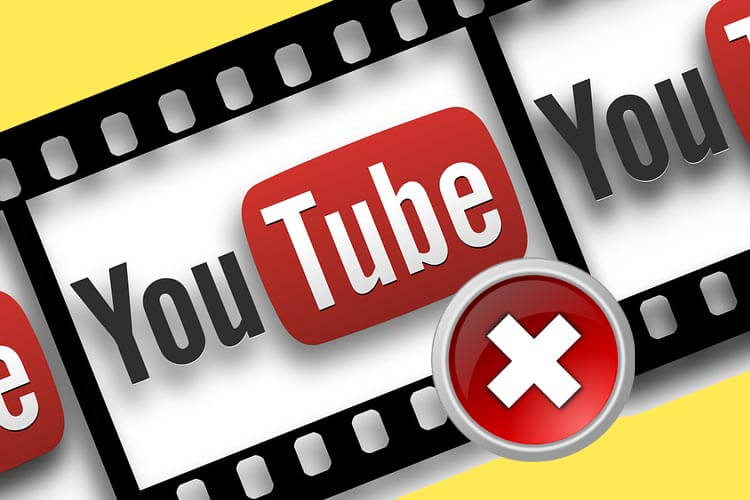 Youtube deleted 10lack videos
